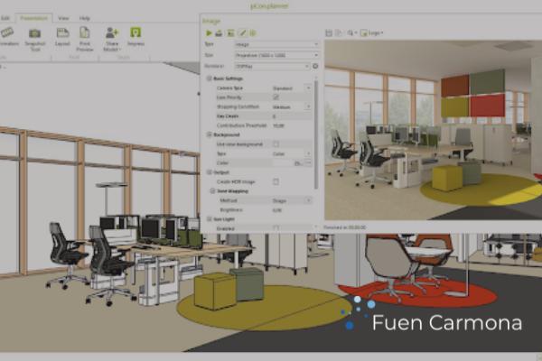 Tendencias en Digitalización de Diseño de Interiores